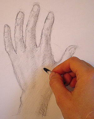 how to draw hands-demo 6