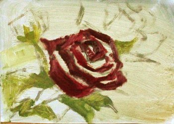 how to paint roses 2