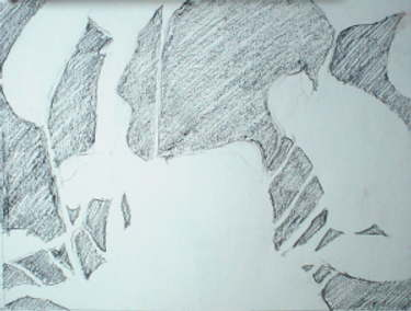 drawing negative space
