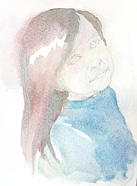 watercolor demo girl 4