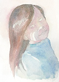watercolor demo girl 5