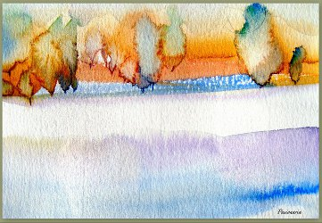 learn watercolor painting