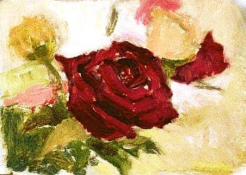 how to paint roses 4